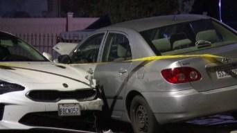 Apuñalan a conductora embarazada en robo de auto