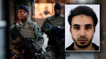Francia: sigue prófugo autor de mortal ataque terrorista