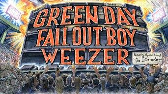 Green Day, Fallout Boy y Weezer se presentarán en Fenway