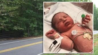 Perturbador: abandonan a bebé dentro de bolsa plástica