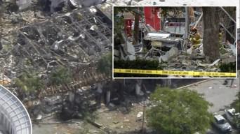 Brutal explosión en Florida: 2 siguen hospitalizados