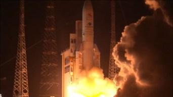 Misión europea despega con éxito rumbo a Mercurio
