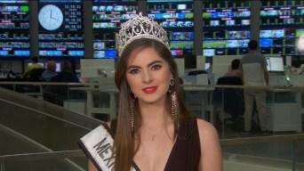 Miss México sueña ganar el Premio Nobel de Literatura