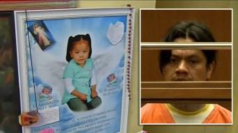 Culpable: mata a puñaladas a niña hispana frente a madre