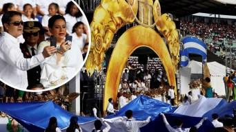 Honduras celebra independencia con actos divididos