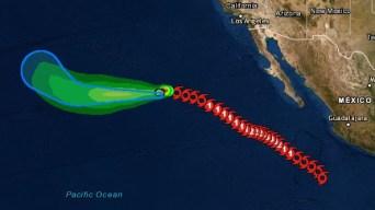 Juliette se degrada a ciclón post-tropical en el Pacífico