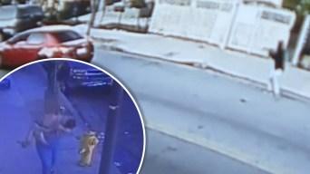 Imágenes muestran a niño herido tras balacera
