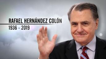PR: Muere el exgobernador Rafael Hernández Colón