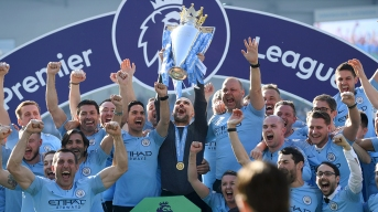 ¡Imparables! Manchester City, campeones del Premier League