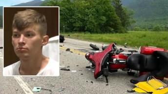 Acusan a conductor por choque donde murieron 7 motociclistas