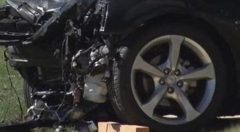 Muere hombre tras impactar objeto fijo en San Sebastián