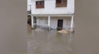 Inundaciones en Ciego de Ávila