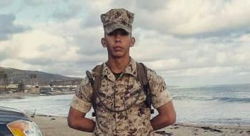 Juzgan presuntos pandilleros por muerte de marine