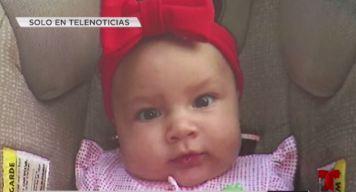 Ruegan a forenses que les entreguen el cuerpecito de su bebé