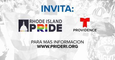 Telemundo te invita a Rhode Island Pride