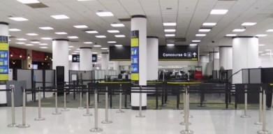 Terminal G de Aeropuerto de Miami retoma sus operaciones
