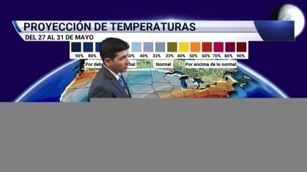 Pronóstico del tiempo para 22 de Mayo en el Área de la Bahía de Tampa
