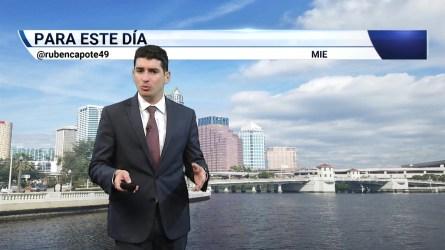 Pronóstico del tiempo para 17 de Julio en el Área de la Bahía de Tampa