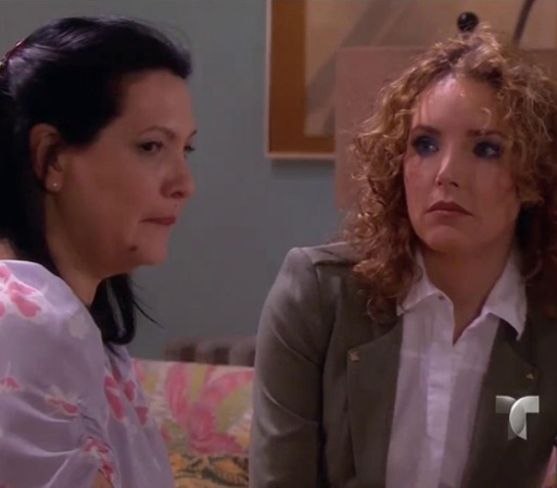 Paula le cuenta a Begoña que Humberto ya sabe del embarazo de Amanda ...