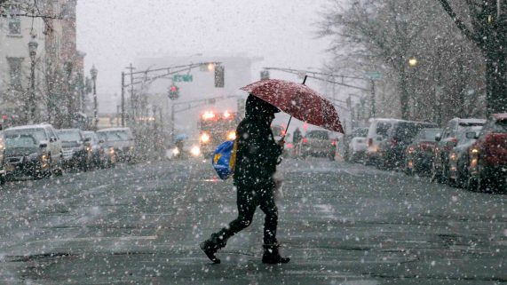 Copos de nieve darán paso a temperatura primaveral