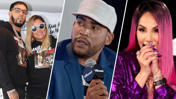 Don Omar Defiende A Ivy Queen Y Envia Mensaje A Anuel Aa Telemundo