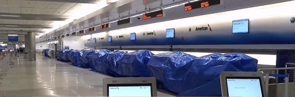Cierre del gobierno afecta tráfico de Aeropuerto de Miami