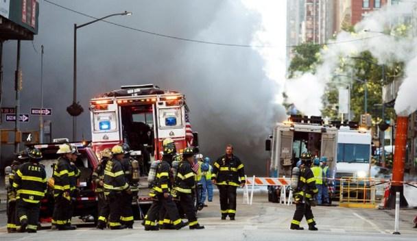 Anticipan contaminación de asbestos tras explosión