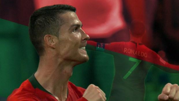 [World Cup 2018] Los festejos de Cristiano al detalle en sus tres goles a España
