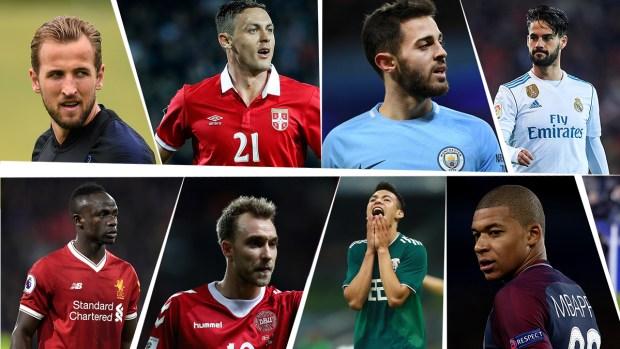 11 debutantes en la Copa Mundial a quienes debes conocer