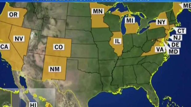 [TLMD - SD] 16 estados demandan que no existe emergencia nacional