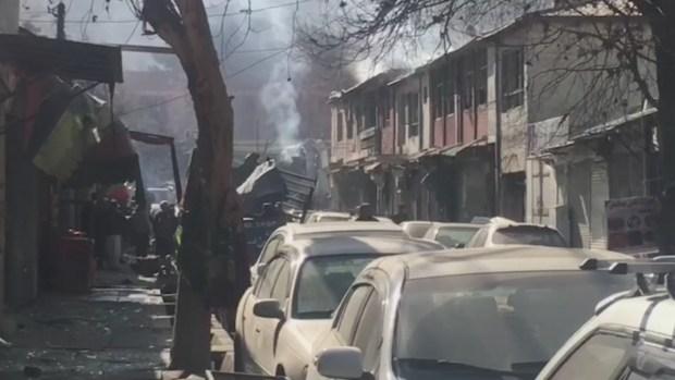 [TLMD - MIA] Decenas de muertos y cientos de heridos tras ataque en Kabul