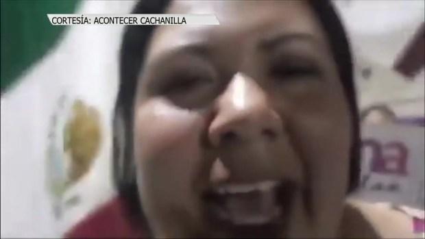 [TLMD - SD] Celebración de senadora electa de MORENA en Baja California