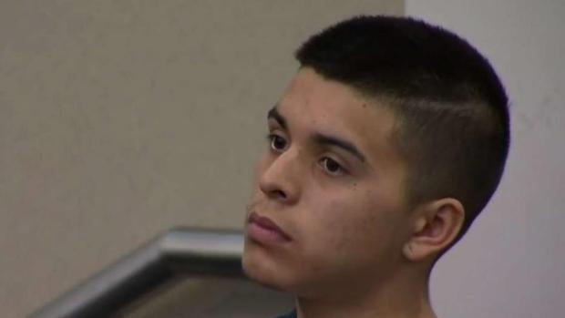 [TLMD - SD] Aarón Juárez se presenta en corte
