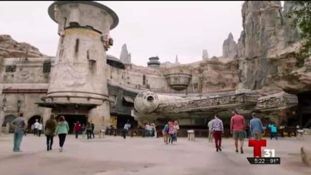 Acceso total desde Star Wars: Galaxy's Edge