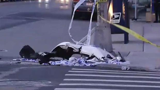 [TLMD - NY] Accidente de bus de la MTA deja varios heridos