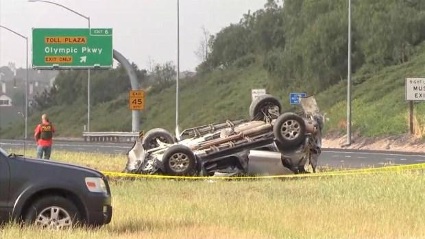 [TLMD - SD] Imágenes crudas del accidente sobre la 125