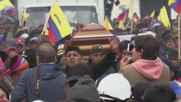[TLMD - NY] Acuerdo busca poner fin conflictos en Ecuador