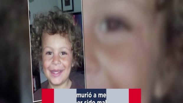 [TLMD - Denver] Acusan a padre de niño hallado en bloque de cemento