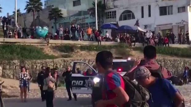 [TLMD - SD] Albergue en Tijuana acoge a familias