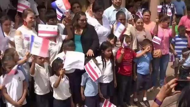 Alcaldesa de DC cierra viaje a El Salvador en Intipucá
