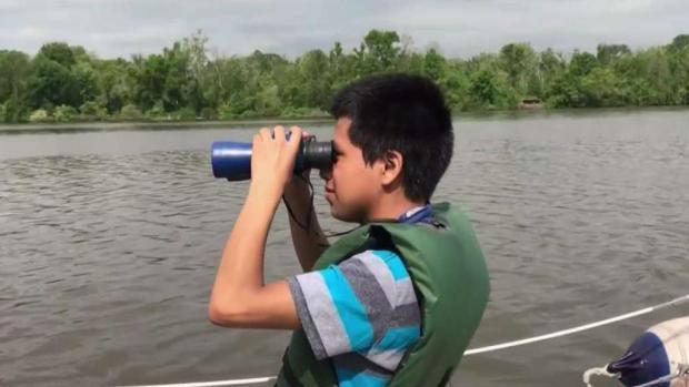 Alerta Verde: Enriquecedora experiencia en el río
