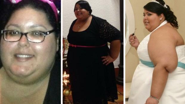 Joven boricua pierde 250 libras y ahora motiva a otros