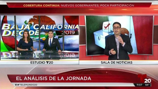 [TLMD - SD] Análisis de la jornada electoral en Baja California