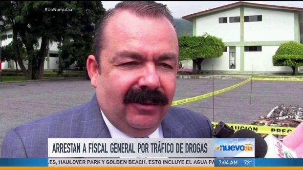 [TLMD - MIA] Arrestan a fiscal mexicano por tráfico de drogas