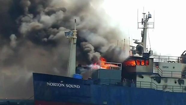 [TLMD - SD] Aseguran que faltaban recursos para combatir las llamas