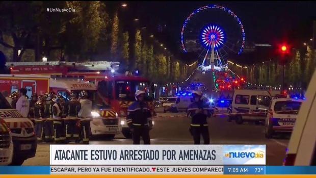 [TLMD - MIA] Atacante de Paris estuvo arrestado previamente