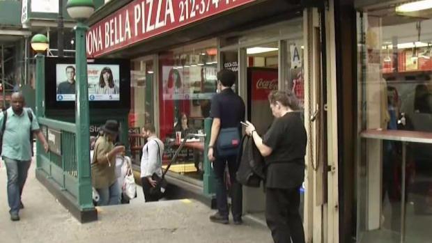 [TLMD - NY] Ataque a estocadas en el subway