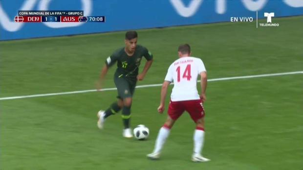 [TLMD - LV] Australia casi anota gol