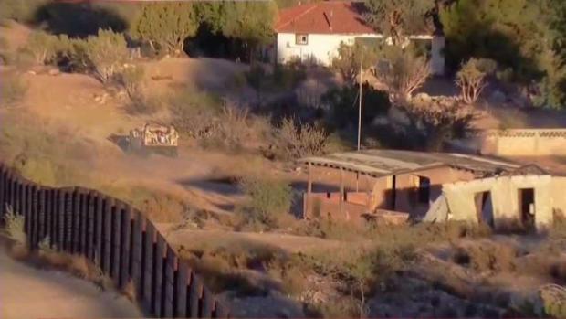 [TLMD - SD] Autoridades catean un narco-túnel