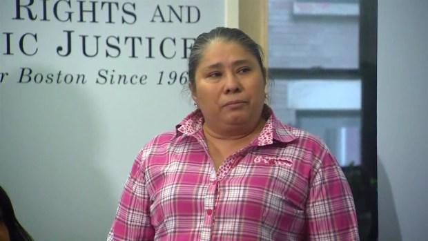 Gladys Fuentes habla sobre presunto acoso
